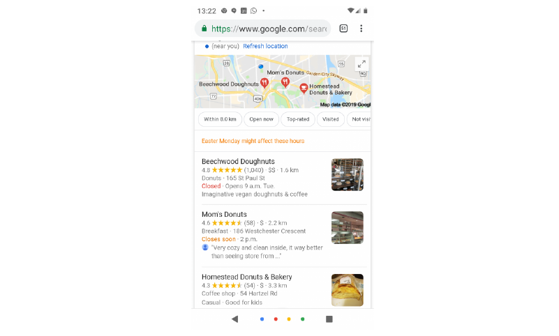 how to claim a business on Google