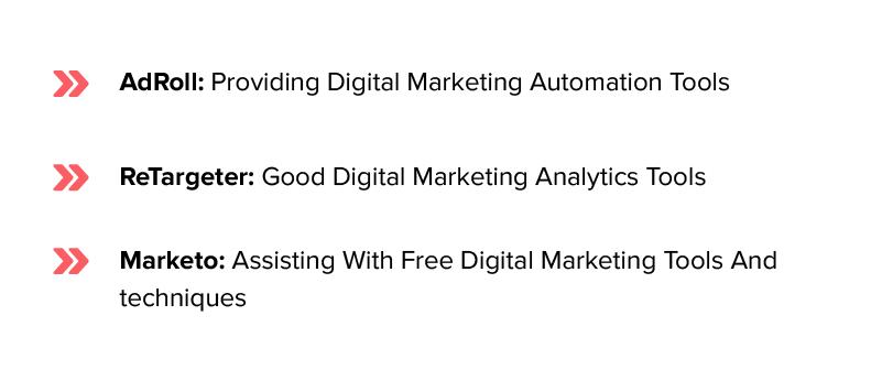 free tools for digital marketing