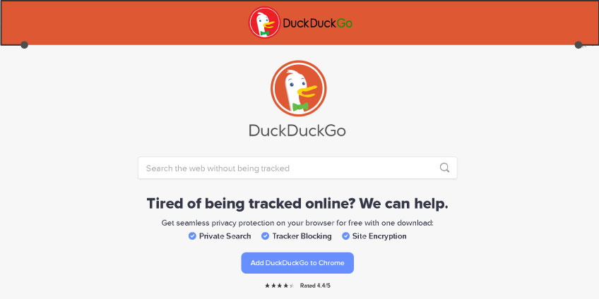 DuckDuckGo: Most Secured Search Engine Alternative To Google