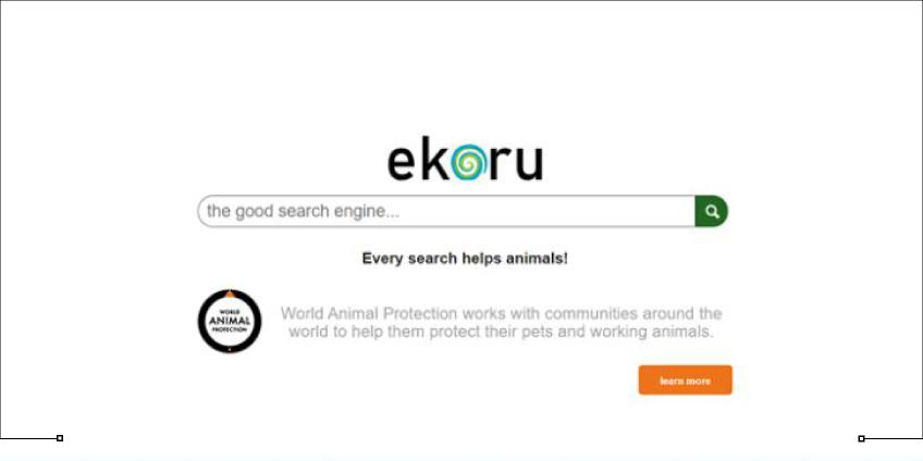 Ekoru: Charity-Wise Best Alternative Search Engine To Google