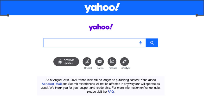 Yahoo: Best Alternative Search Engine To Google